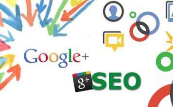 Xử dụng hiệu quả google + hỗ trợ cho SEO