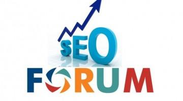 Hướng dẫn seo Forum