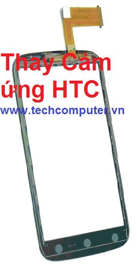 Thay cảm ứng HTC