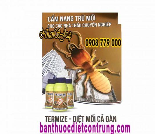 Termize 200SC hóa chất diệt và chống mối