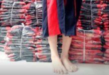 May áo lễ phục tốt nghiệp tại tphcm